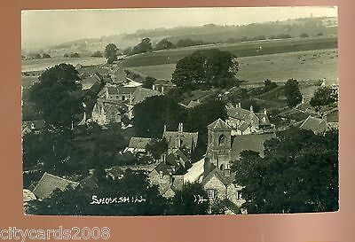 SNOWSHILL  Gloucestershire   View of Village with Church & Houses     RP