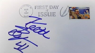 Keith Byars Philadelphia Eagles Signed First Day Cover
