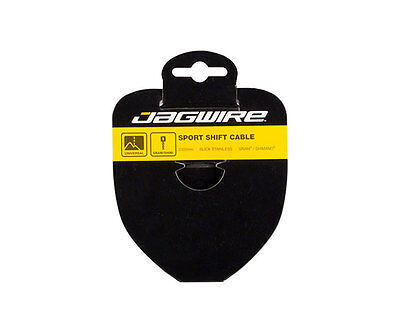 Jagwire Sport Slick Stainless Inner Gear Cable - Shimano