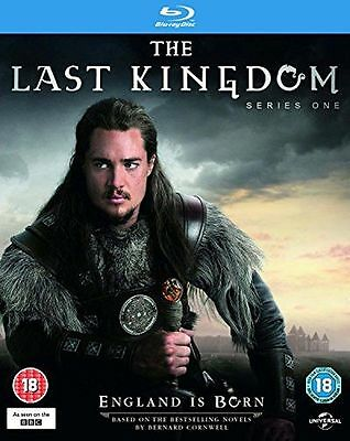**NEW** - The Last Kingdom - Season 1 [Blu-ray] 5053083056681