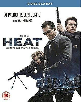 **NEW** - Heat (Remastered) [Blu-ray] [1995] 5039036075992