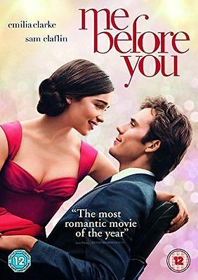 **NEW** - Me Before You [Includes Digital Download] [DVD] [2016] 5051892198738