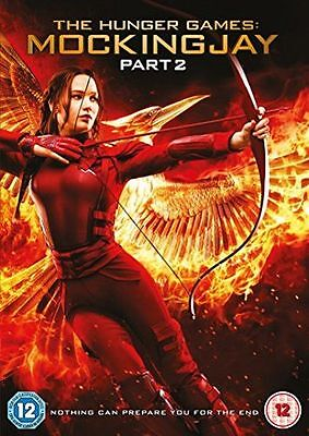 **NEW** - The Hunger Games: Mockingjay Part 2 [DVD] [2015] 5055761906851