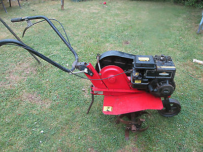 Mountfield Manor 3 Rotovator with 3.5hp Briggs and Stratton engine