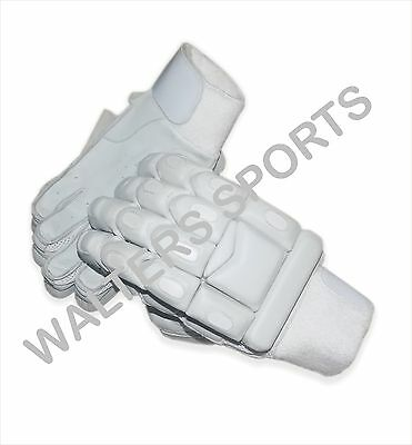 2 pairs of Professional quality Cricket  batting gloves with Pittard palm