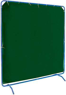 Genuine DRAPER 6' x 6' Welding Curtain with Frame 8170
