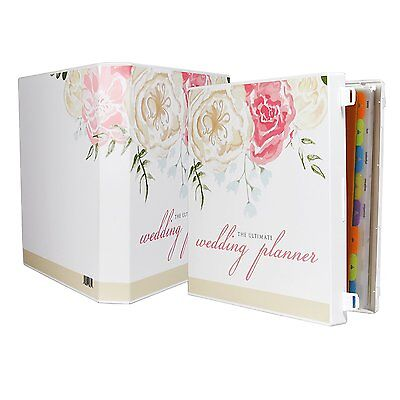 Wedding Planning Binder Kit - Watercolor