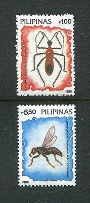 Philippines 1920-1921, MNH, 1988, Predator Insects