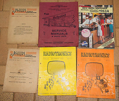 Various Radio Related books