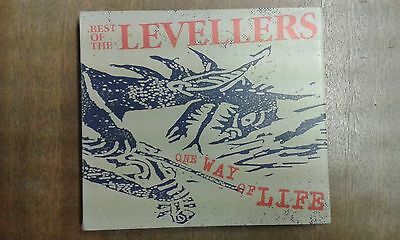 Levellers - One Way Of Life (the Best Of) - Limited Double CD Album