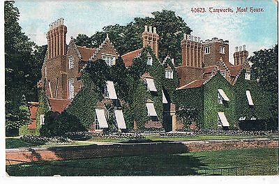 Staffordshire - Cpc - The Moat House, Tamworth, 1917