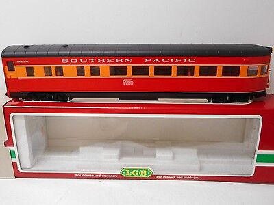 LGB 34590 Southern Pacific Daylight Streamliner Observation Car G Scale
