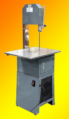 New MTN 2in1 Commercial Electric  Meat Bone Saw Slicer w/Meat Grinder 3/4HP 550W