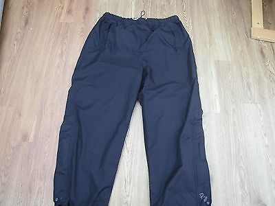 Ladies Black Ping Golf Trousers Size 16