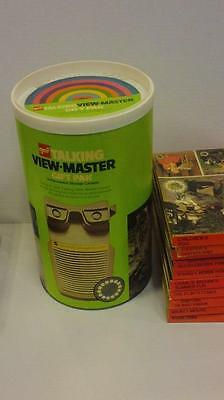 GAF Talking VIEW MASTER Gift Pak with 38 reels