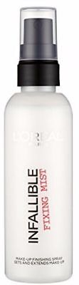 Loreal Infallible Fixing Mist Makeup Setting Finishing Spray 100ml