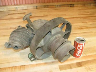 Antique Associated Pony 3/4 HP Hit & Miss Gas Engine Turns Over for Parts