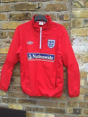 England Umbro Football Training Jacket - Size Medium Adults