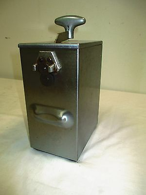 Vintage Edlund Commerical Can Opener 2 speed Electric Model 203