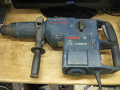 "Bosch 11245Evs 2"" Inch Sds Max Combination Hammer Rotary Hammer Corded 2 Modes"