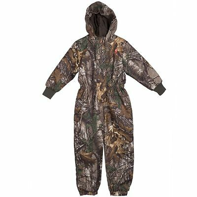 Browning Realtree Xtra Camouflage Owlet Snowsuit - Boys Toddler Camo Snow Pants