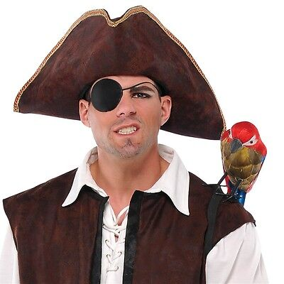 Pirate Parrot Costume Accessory Adult Halloween