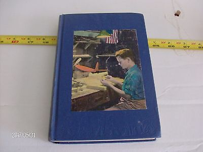 vintage book pub 1939 illus h/c low cost crafts every child should know 322 pgs