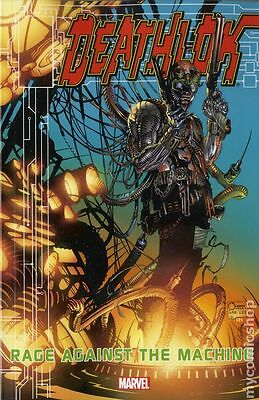 Deathlok Rage Against the Machine TPB (2015 Marvel) #1-1ST VF