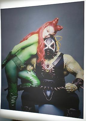 Uma Thurman Poison Ivy  Vintage 8X10 Photo Photograph #205 Batman & Robin
