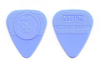 The Cult Billy Duffy Blue Herco Guitar Pick - 2 Dot Variation 2011 Tour