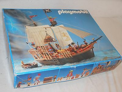 Playmobil Klicky - Vintage Pirate Ship 3750 - Ovp