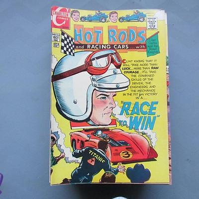 Hot Rods and Racing Cars 104 VF  SKUB22746 25% Off!