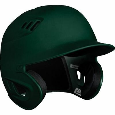 Rawlings Performance Rated S80X1AM-MDG-88 S 6 7/8-7 Matte Dk Grn Batting Helmet