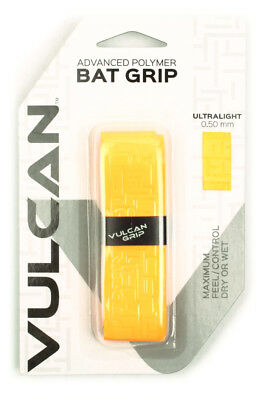 Vulcan V050-ORG Ultralight Bat Grip 0.500 mm Optic Orange