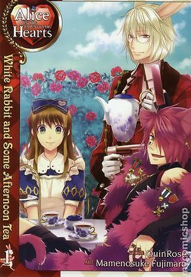 Alice in the Country of Hearts: White Rabbit and Some Afternoon Tea GN #1-1ST NM