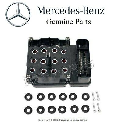 For Mercedes C216 CL550 CL600 W221 S550 ABS Control Unit Anti-lock brake System
