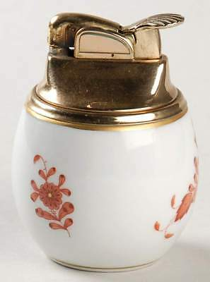 Herend CHINESE BOUQUET RUST (AOG) 6043 Cigarette Lighter 217777