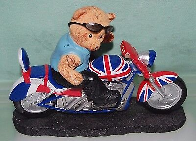 Faithful Fuzzies COOL CRUISING From Hamilton Born to Ride Collection