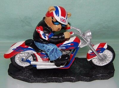 Faithful Fuzzies PRIDE OF BRITIAN  From Hamilton Born to Ride Collection