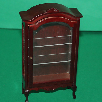 Dolls House China Display Cabinet