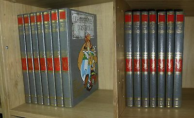 INTEGRALE ASTERIX - Lot de 7 Tomes Type ROMBALDI - TBE