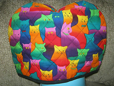 Cat Quilted Small Tea Cozy