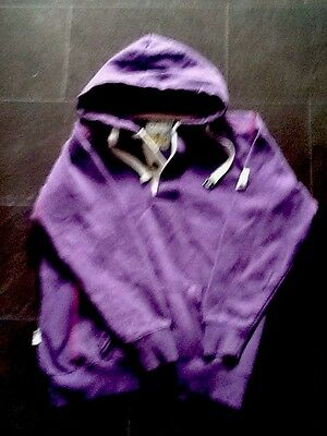 Lazy Jacks Purple Sailing Hoodie Hooded Sweat Girl Age 9-10 Years.Vgc.