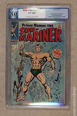 Sub-Mariner (1968 1st Series) #1 PGX 8.0