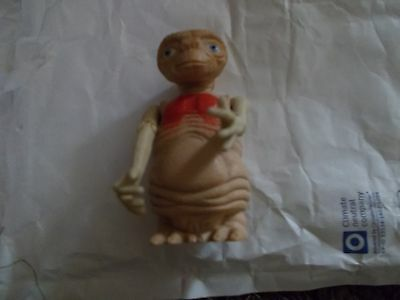 E.t Action Figure Super Condition