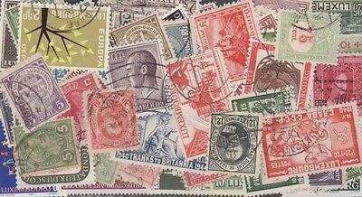 Luxembourg  Stamp Collection -- 245 Different -- Top Quality