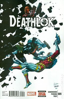 Deathlok (2014 4th Series) #9 NM
