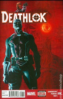 Deathlok (2014 4th Series) #8 NM