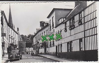 Photo Postcard ; Valley Hotel, Ross On Wye.