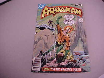 Aquaman Comic # 60 VF 1978 Mera's Story